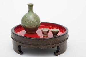 tea wine poetry japan
