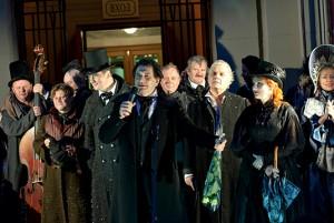 театр имени Вахтангова закрытие сезона