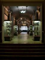 Холл Музея декоративно-прикладного и народного искусства