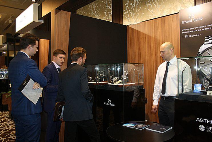 выставка Gentlemen's Life часы