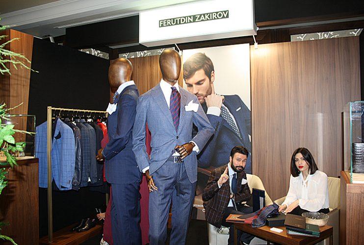 выставка Gentlemen's Life одежда