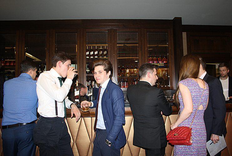 выставка Gentlemen's Life виски