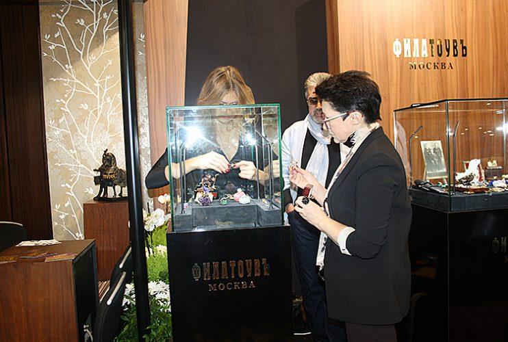 выставка Gentlemen's Life ювелирка
