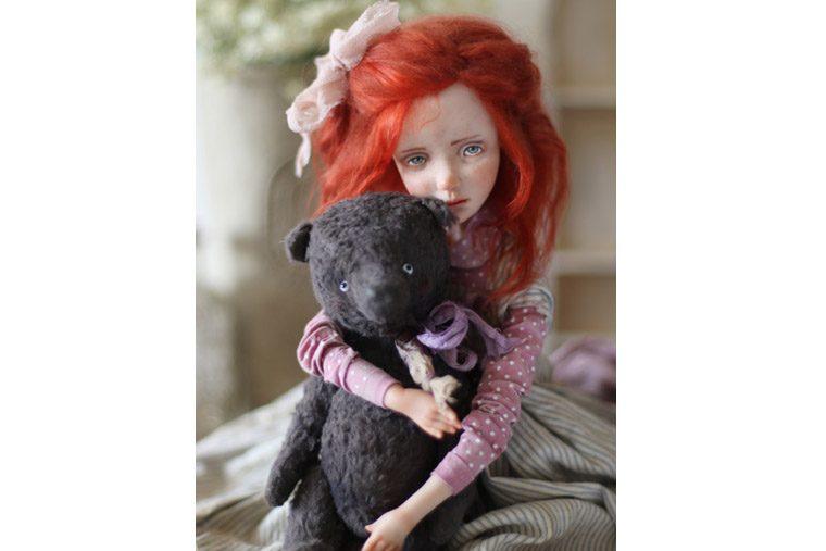 выставка искусство куклы in