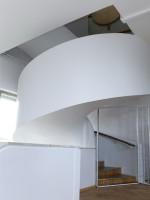 Лестница в стиле конструктивизм